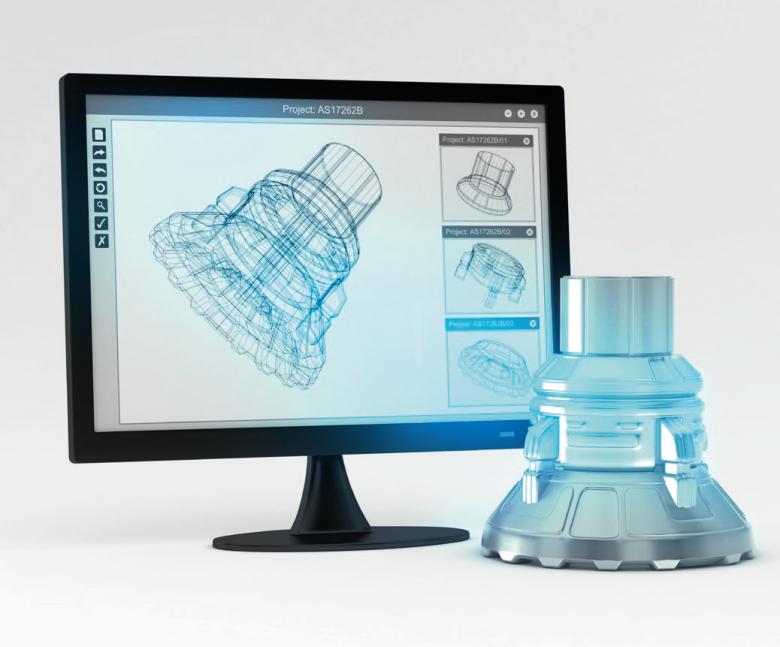 Innovative CNC machining programming