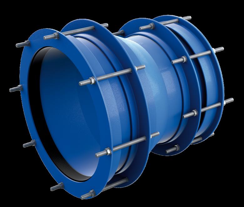 Reducing pipe coupling RRS-R